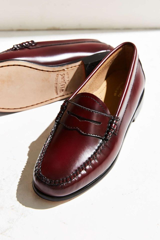 Bass Weejun Whitney Leather Loafer