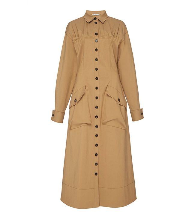Rejina Pyo Miller Pocket Shirtdress