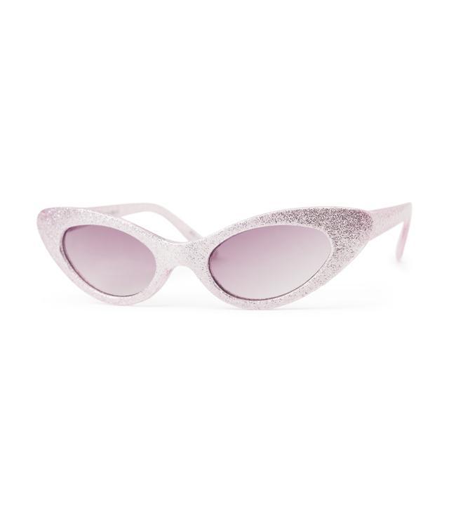 Janie and Jack Shimmer Cat-Eye Sunglasses