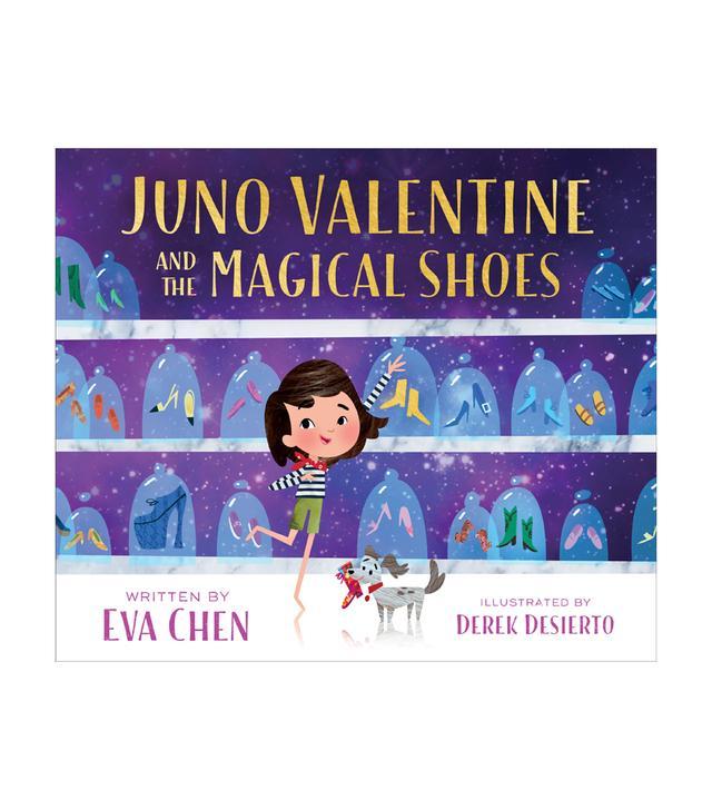 Eva Chen Juno Valentine and the Magical Shoes