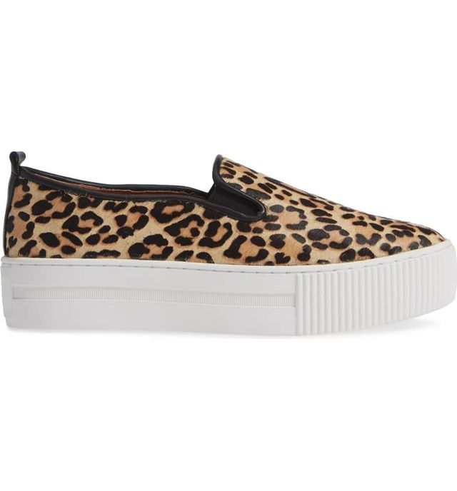 Women's Halogen Baylee Platform Slip-On Sneaker