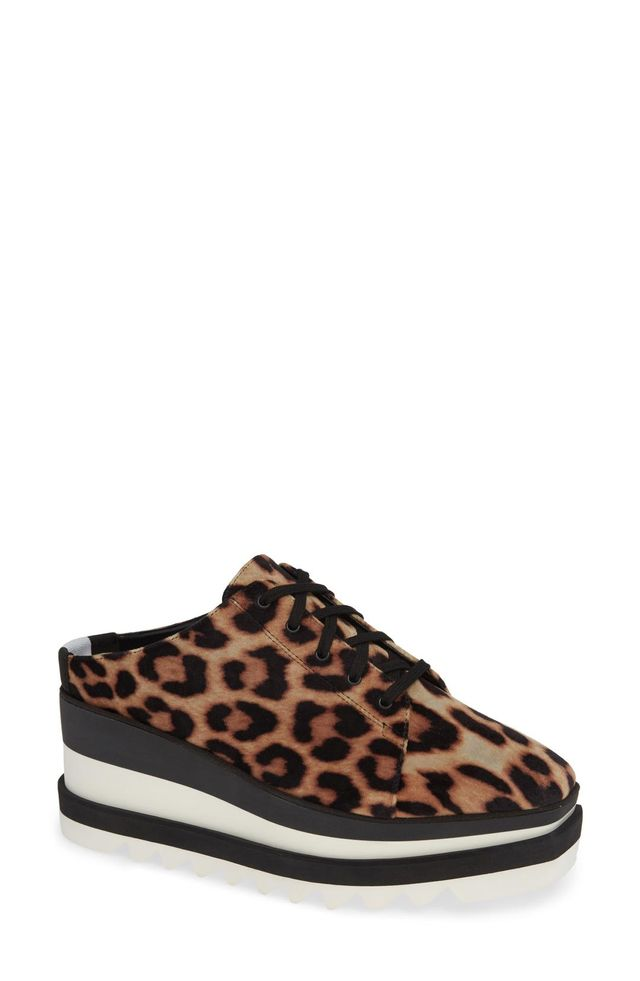 Women's Stella Mccartney Sneak-Elyse Platform Mule