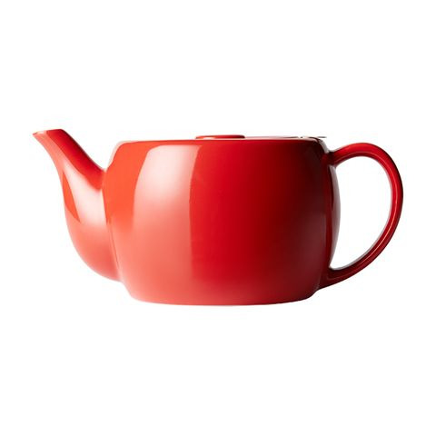 Teaset Red teapot
