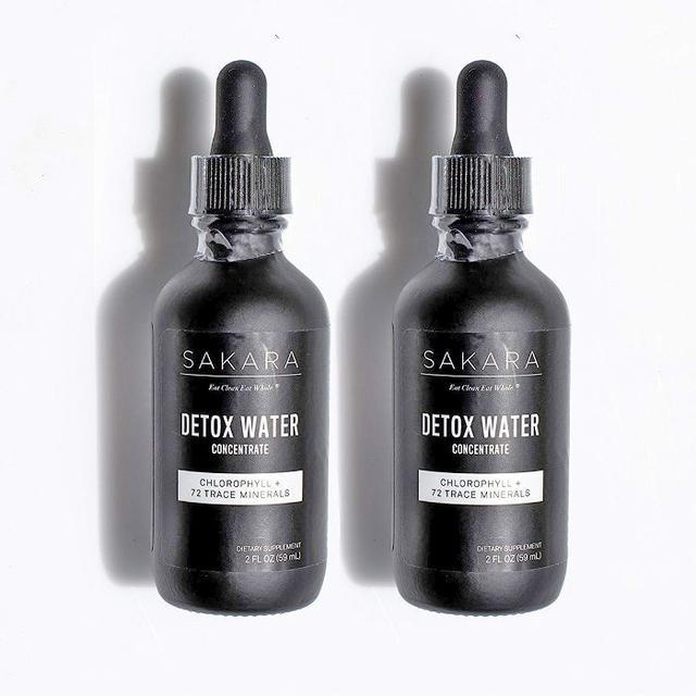 Sakara Life Detox Water Concentrate