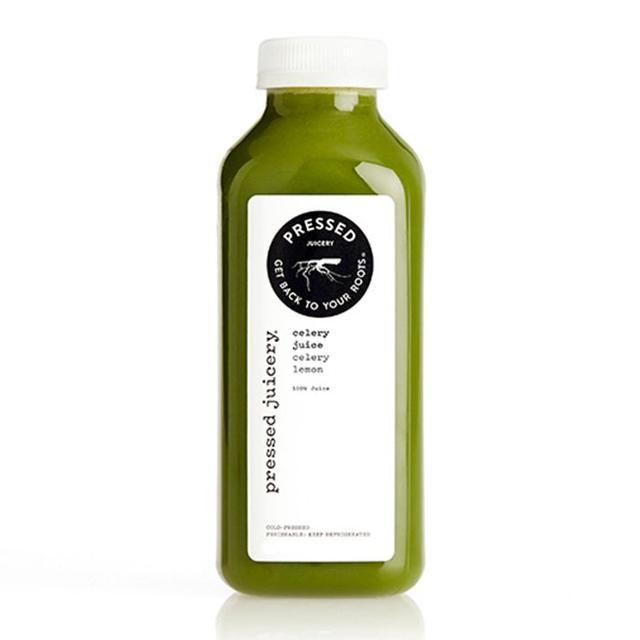 Pressed Juicery Celery Juice