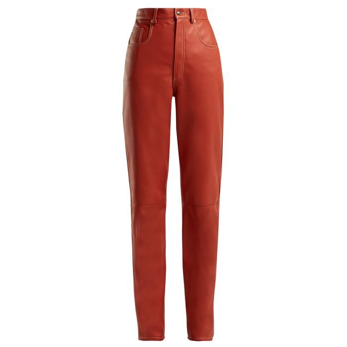 d73f0a52da31 We ve Found the Best Leather Trousers for Every Budget
