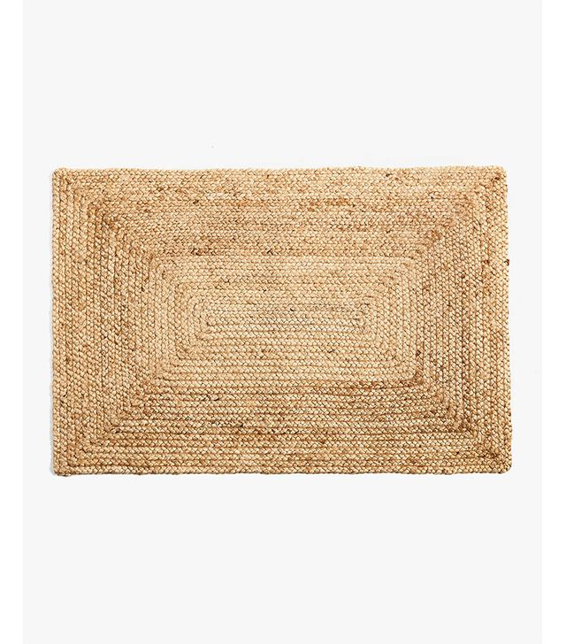 Zara Home Rectangular Jute Doormat