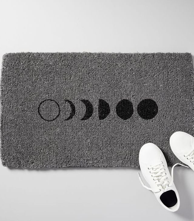 West Elm Moon Phase Doormat