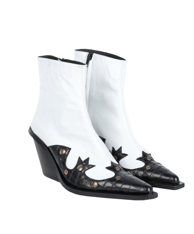 Gia Couture Cabinda Ankle Boots