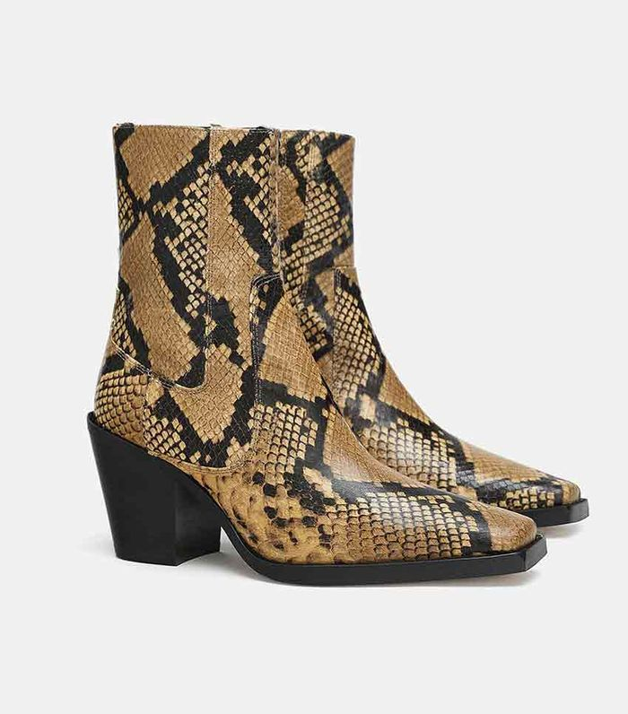 0071773ec74 Popular Zara Boots That Sell Out | Who What Wear