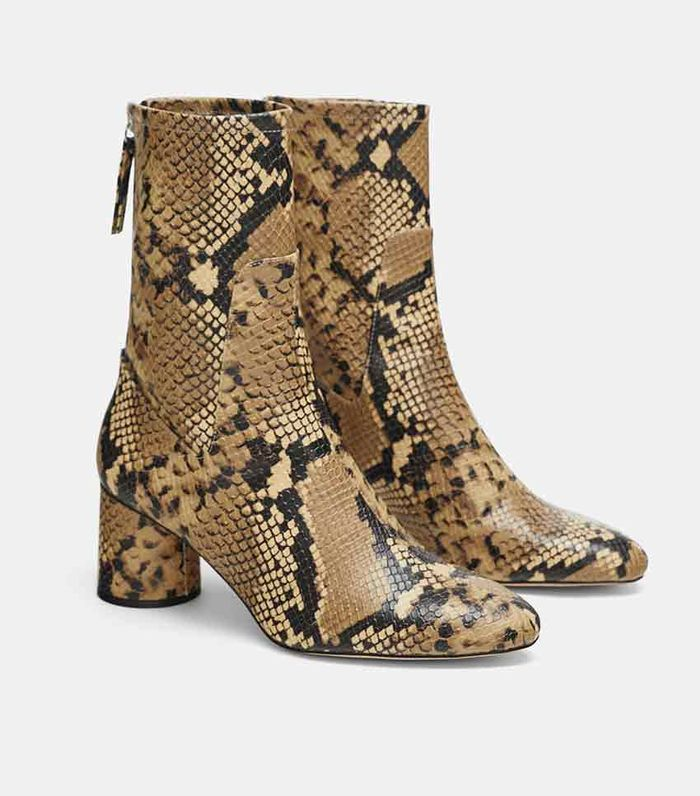 030a456eb13 Popular Zara Boots That Sell Out | Who What Wear