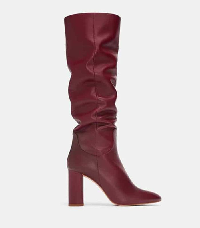 89d9ebdd228 Popular Zara Boots That Sell Out