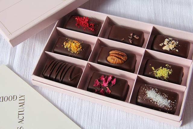 Loco Love A Box of Chocolates (With Benefits)