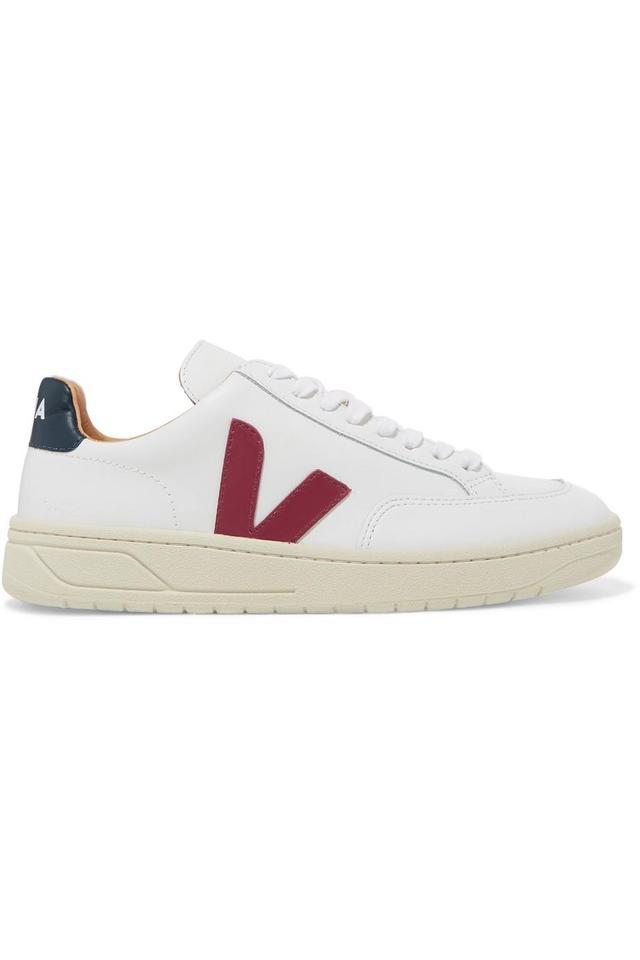 Veja Bastille Leather Sneakers