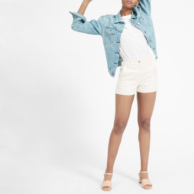 Everlane The Cotton Twill Short