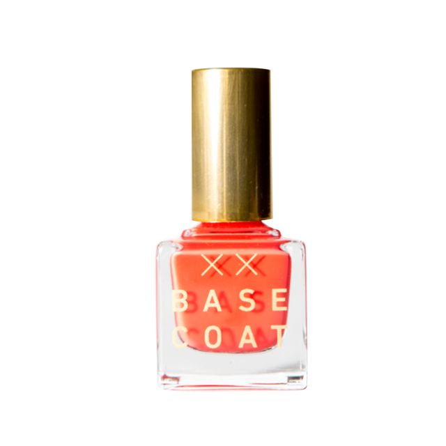 Base Coat Nail Polish in Reef