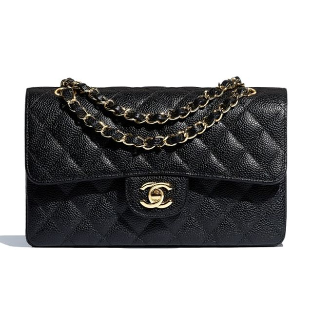 Chanel Small Classic Flap Handbag 3180