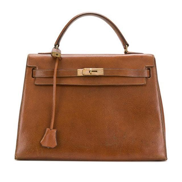 Hermès Vintage Kelly Sellier Bag
