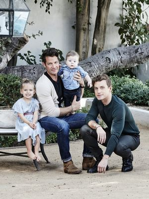 Exclusive: Designers Nate Berkus and Jeremiah Brent Open Up Their L.A Home
