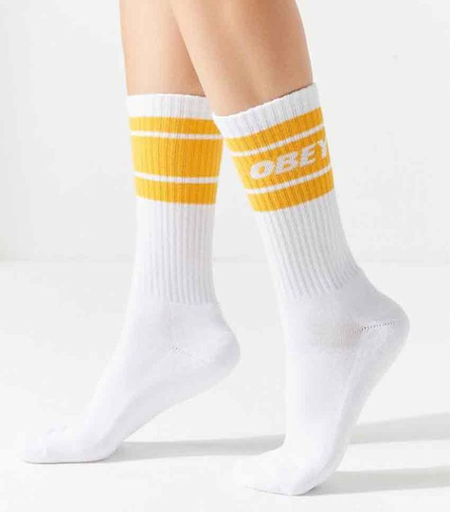 Obey Carmen Crew Sock