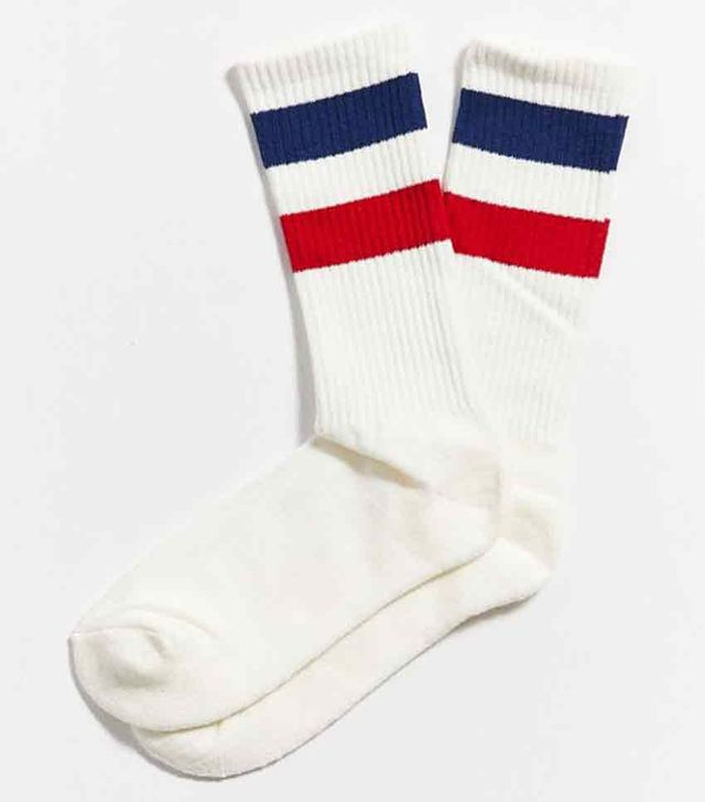 Classic Stripe Athletic Sock