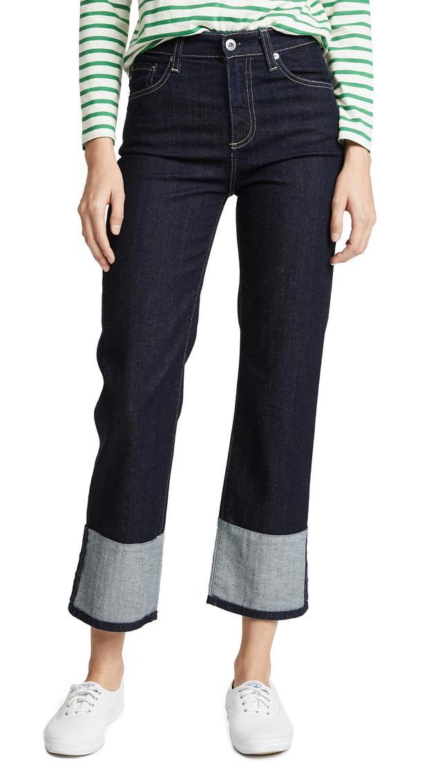 The Rhett Cuffed Jeans