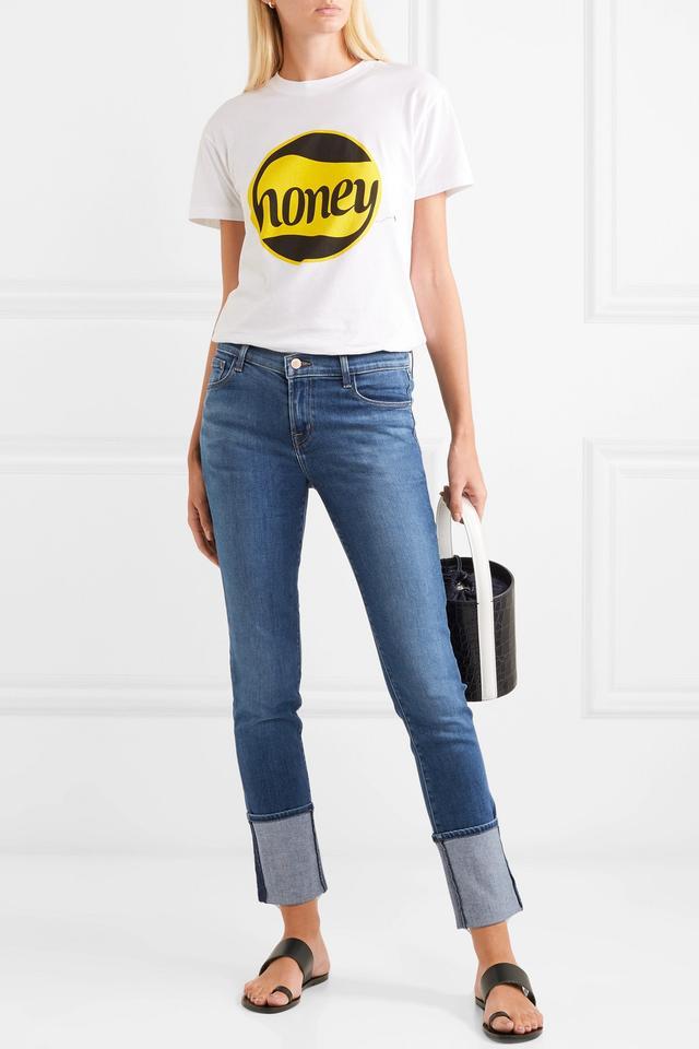 Maude Mid-rise Slim-leg Jeans
