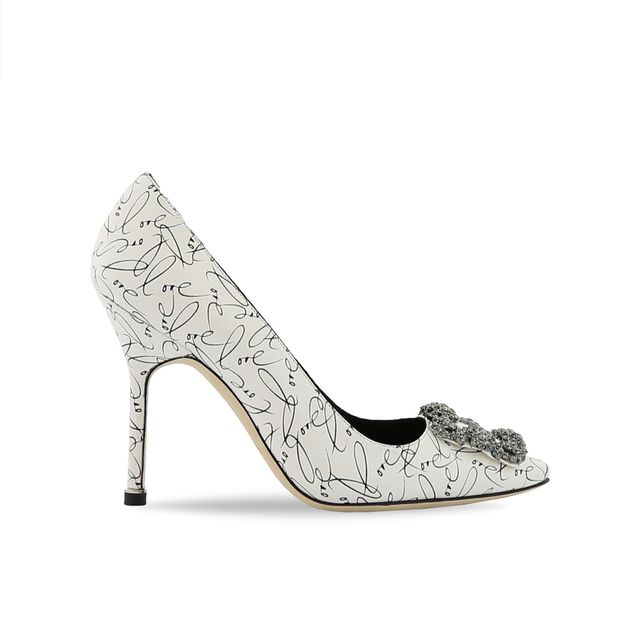 Manolo Blahnik Sex and the City collection