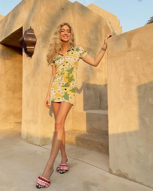 "<p>Pictured: Stylist <a href=""https://www.instagram.com/emilisindlev/"" target=""_blank"">Emili Sindlev </a>wearing mules designed by Man Repeller founder<a..."