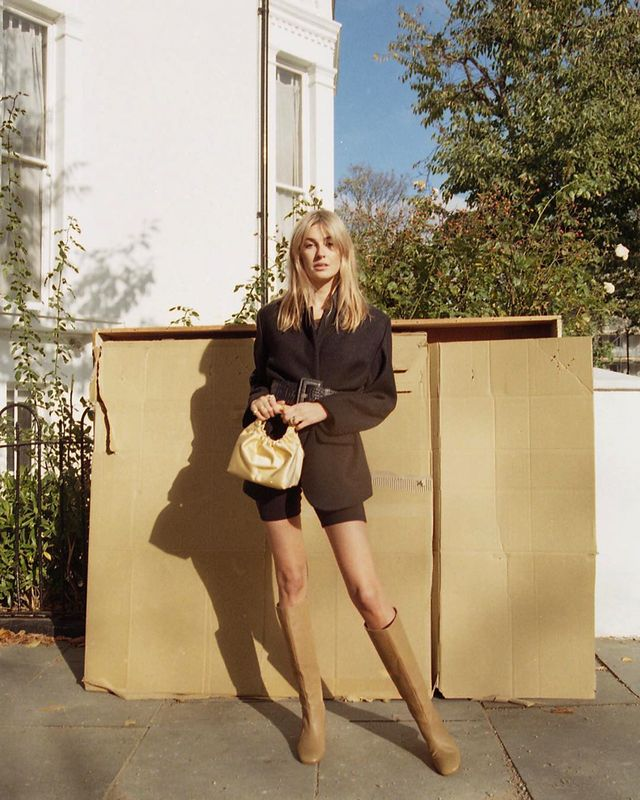 """<p>Pictured:<a href=""""https://www.instagram.com/camillecharriere/"""" target=""""_blank"""">Camille Charrière</a>wearing a blazer from<a href=""""https://www.instagram.com/jeannedamas/""""..."""