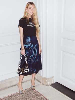 This New Year's Eve, Metallics Are the New Sequins—Here's the Proof