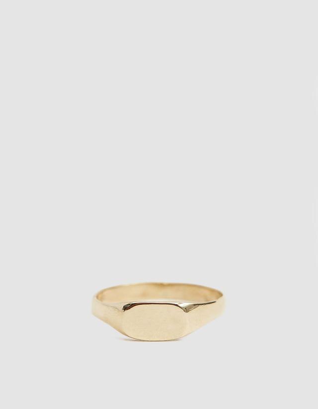 Loren Stewart Baby Signet Ring