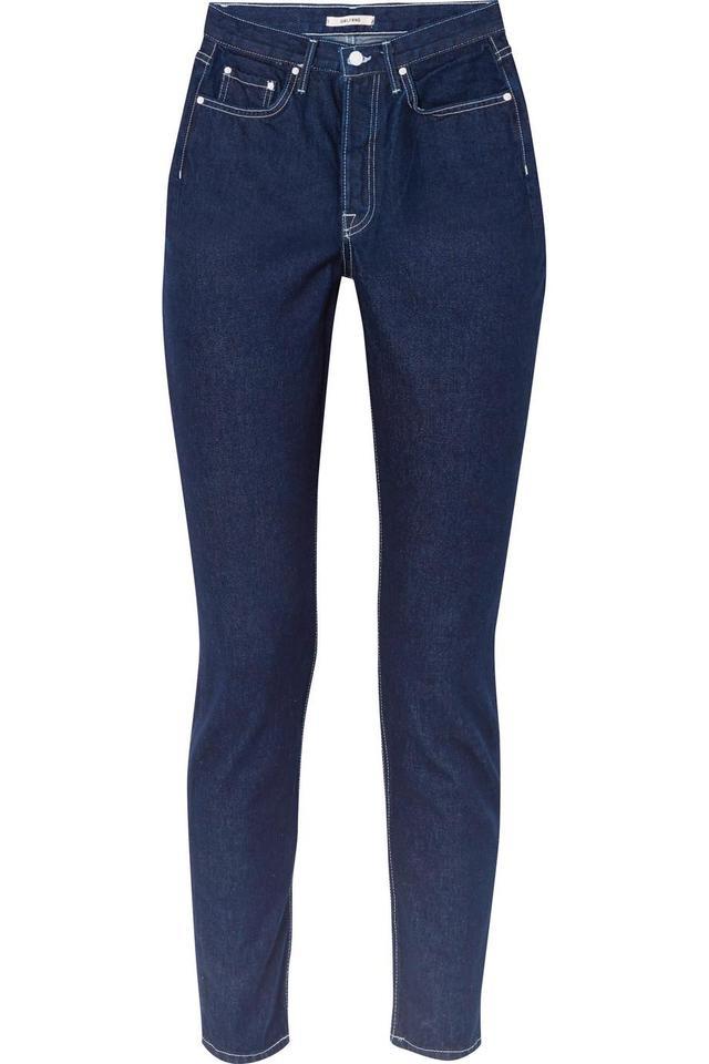 Karolina High-rise Skinny Jeans