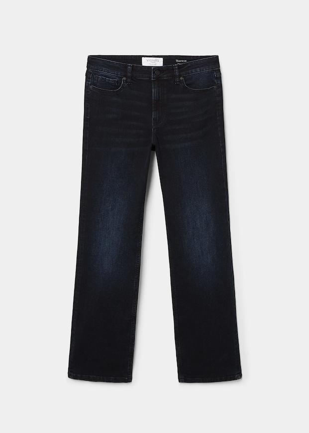 Violeta Straight Fit Theresa Jeans