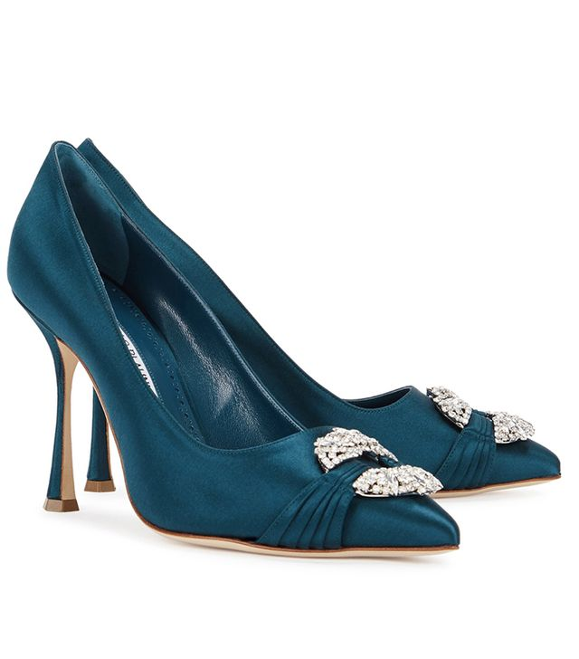 Manolo Blahnik Maidupump Pumps