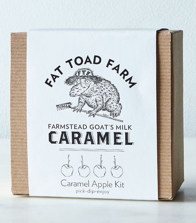 Fat Toad Farm DIY Goat's Milk Caramel Apple Kit