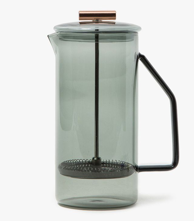 Yield Design 850mL Glass French Press in Grey