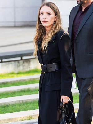 Mary-Kate Olsen Wore the Ankle-Boot Trend You Should Definitely Invest In