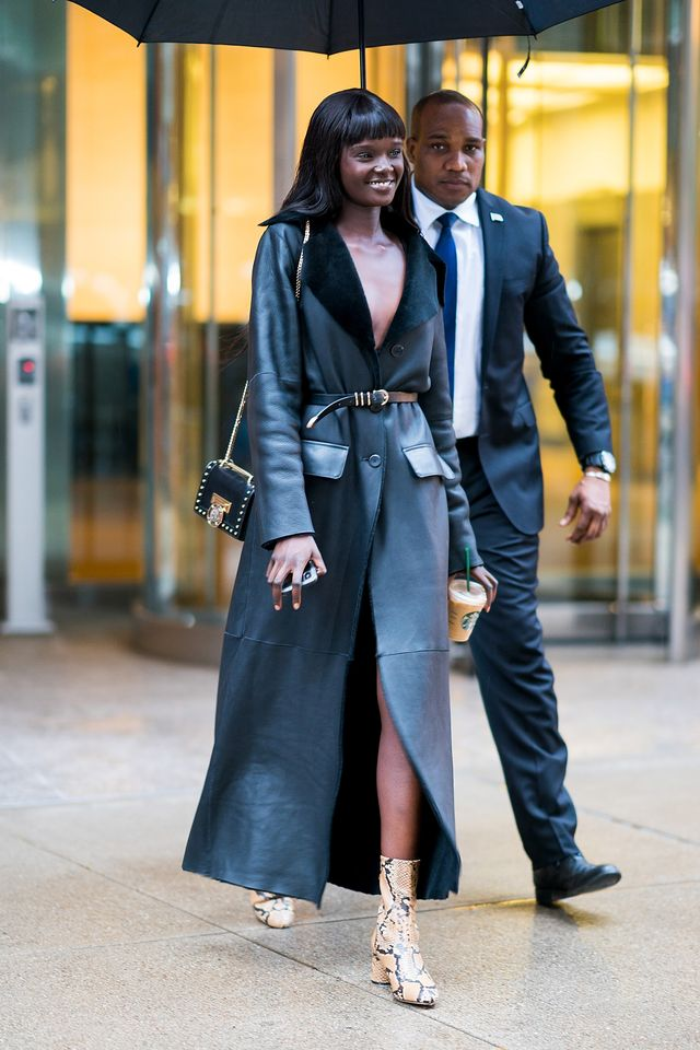 "<p>You might remember <a href=""https://www.instagram.com/duckieofficial/"" target=""_blank"">Duckie Thot</a> from the eighth season of Australia's Next Top Model, where she placed third. The..."