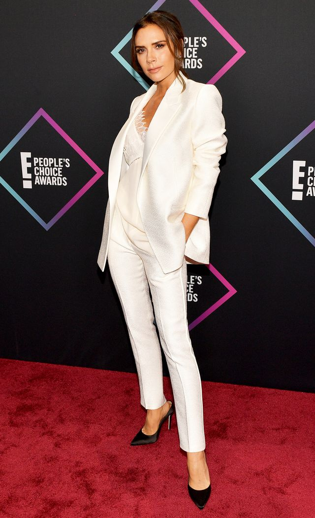 Victoria Beckham 2018 People's Choice Awards outfit