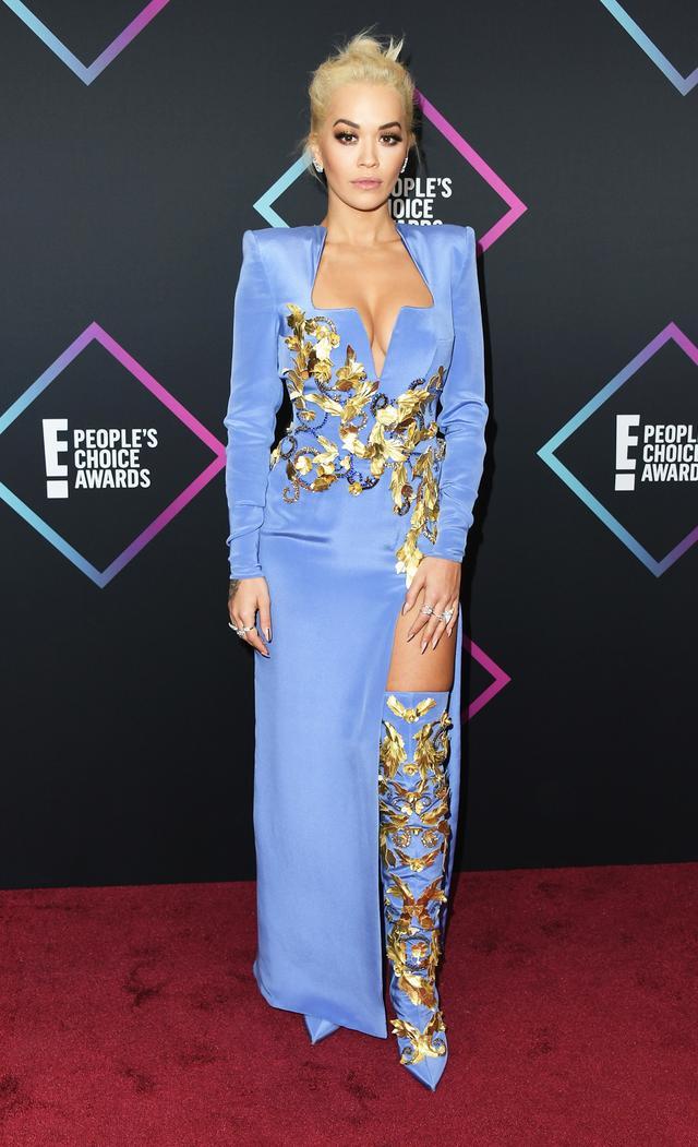 Rita Ora 2018 People's Choice Awards outfit