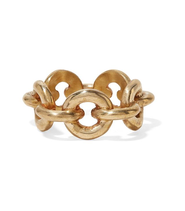 Fede Gold-Tone Ring