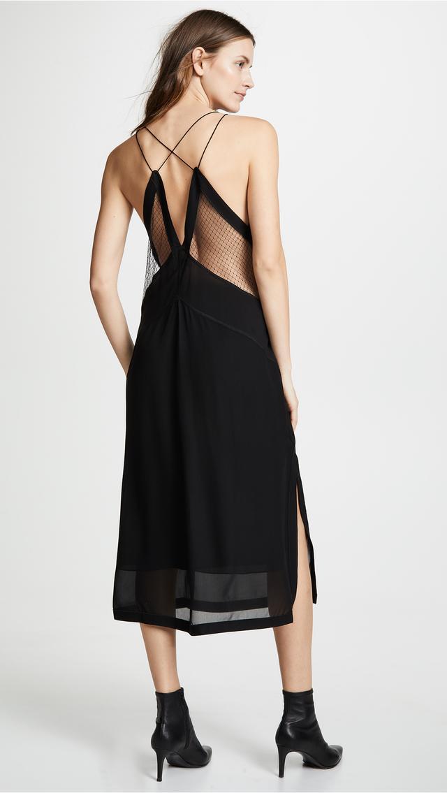 Anais Silk Dress