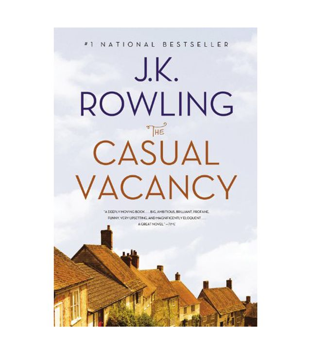 J.K. Rowling The Casual Vacancy