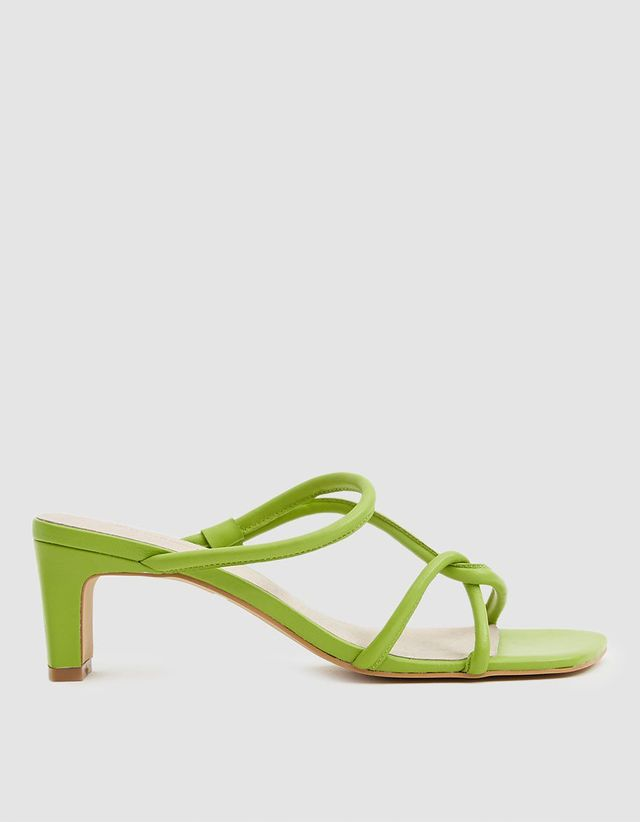 Intentionally Blank Willow Heel Sandal