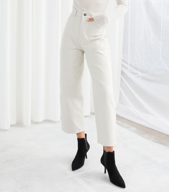 & Other Stories Workwear Culottes