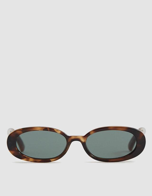 Outta Love Sunglasses in Tortoise