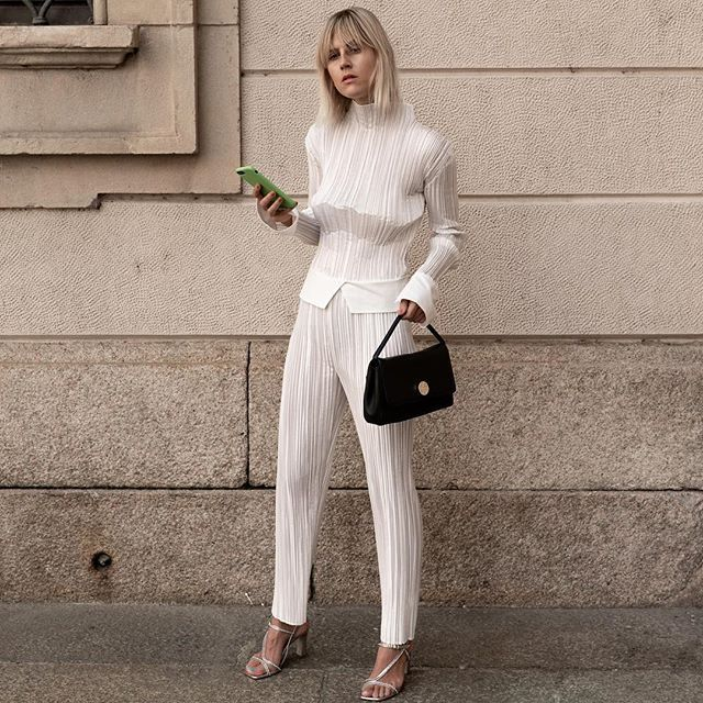 easy last-minute New Year's Eve outfits with a matching set