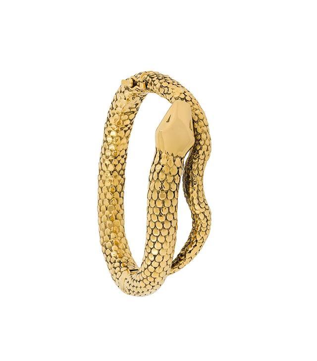 wrapped snake bracelet