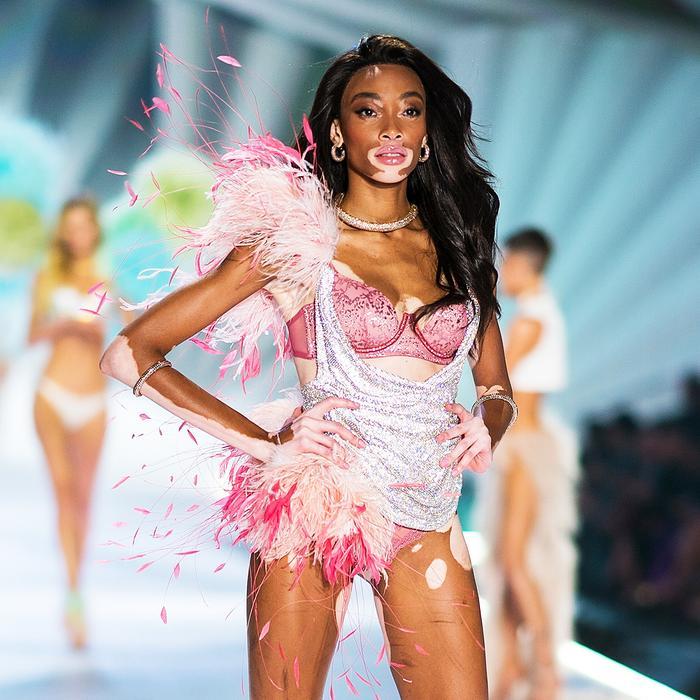 d51238db7e54b Victoria's Secret Fashion Show 2018 Runway Looks | Who What Wear